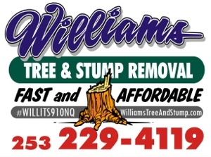 Williams Tree and Stump Removal - Gig Harbor, WA